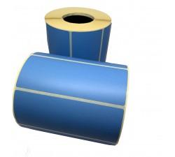 Цветная термоэтикетка T.ECO 100х40мм (голубой)