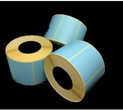 Цветная термоэтикетка T.ECO 58х40мм (голубой)