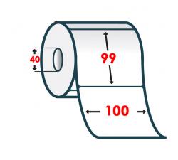 Термоэтикетка T.ECO 100х99мм