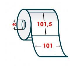Термоэтикетка T.ECO 101x101,5мм