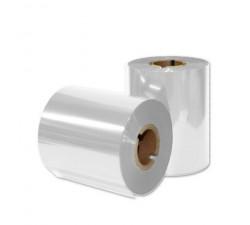 Красящая лента (риббон) RESIN TEXTILE белый 30мм/300м