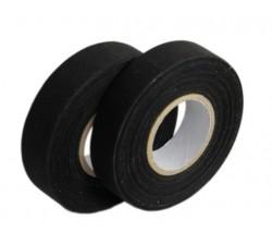 Сатин премиум 15мм х 200м, чёрный